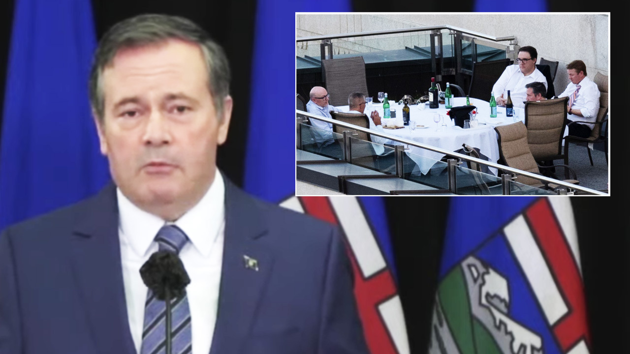 """Kenney: Sky Palace smorgasbord was """"WORKING DINNER"""""""