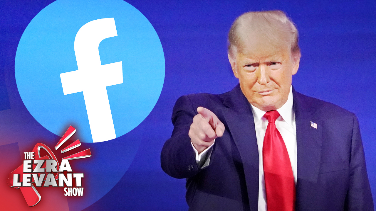 Facebook's two year ban on Donald Trump imposed by Brit with political agenda