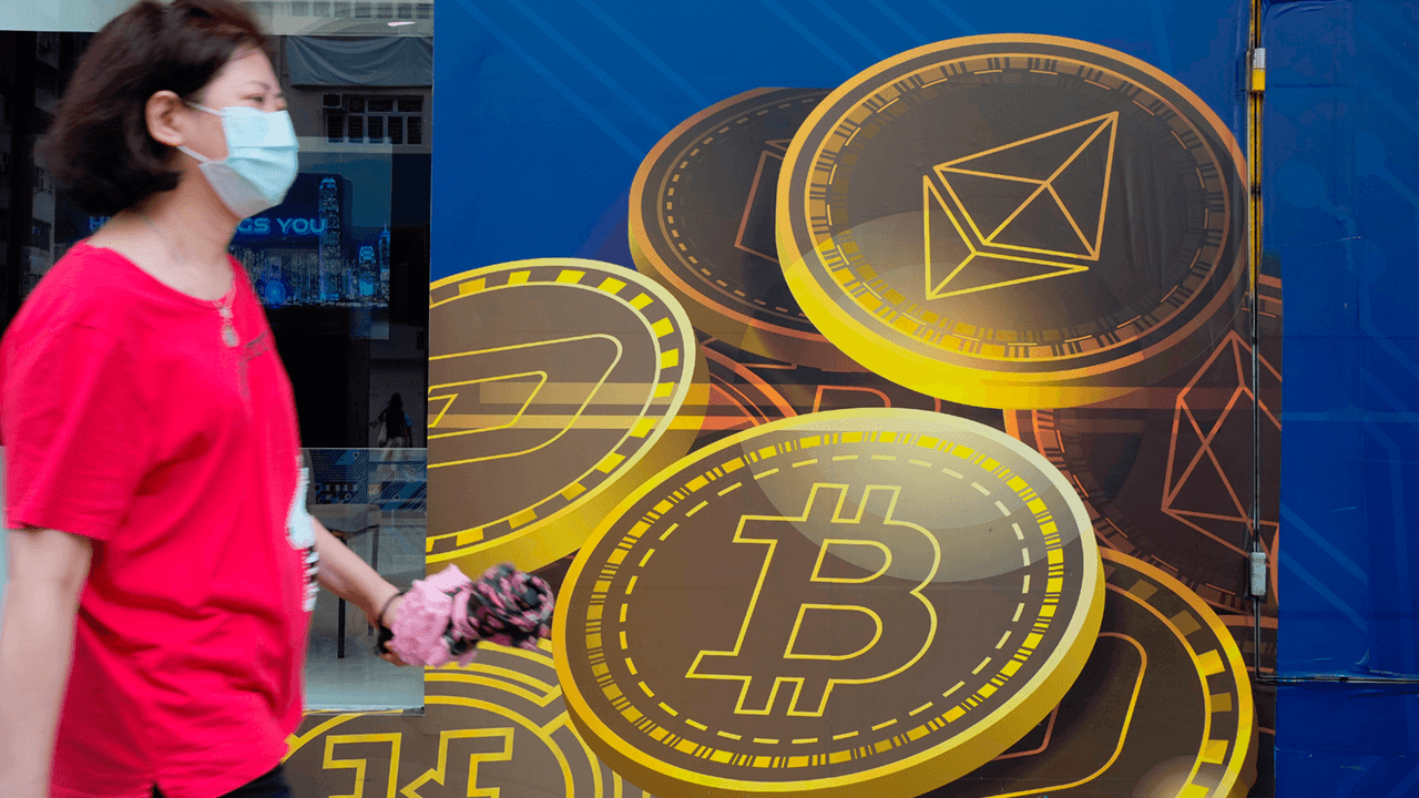 China blocks Bitcoin-related accounts on social media amid crackdown on cryptocurrency