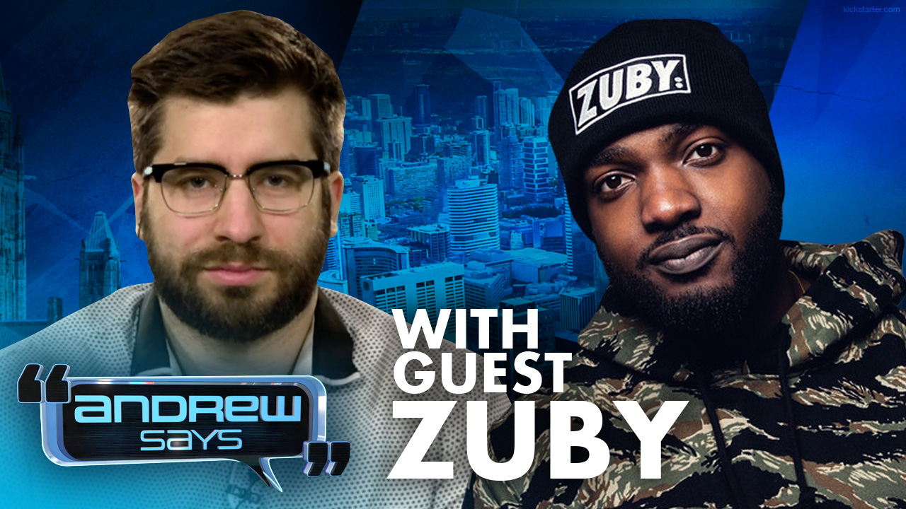 Zuby Should Not Compete Against Women | Andrew Says 27