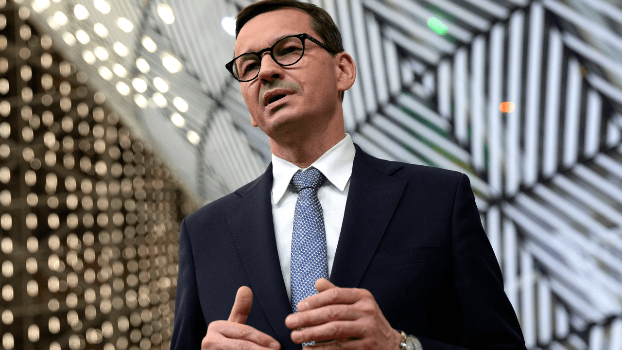 Polish PM warns Biden's green energy policy could play into hands of autocrats, terrorists