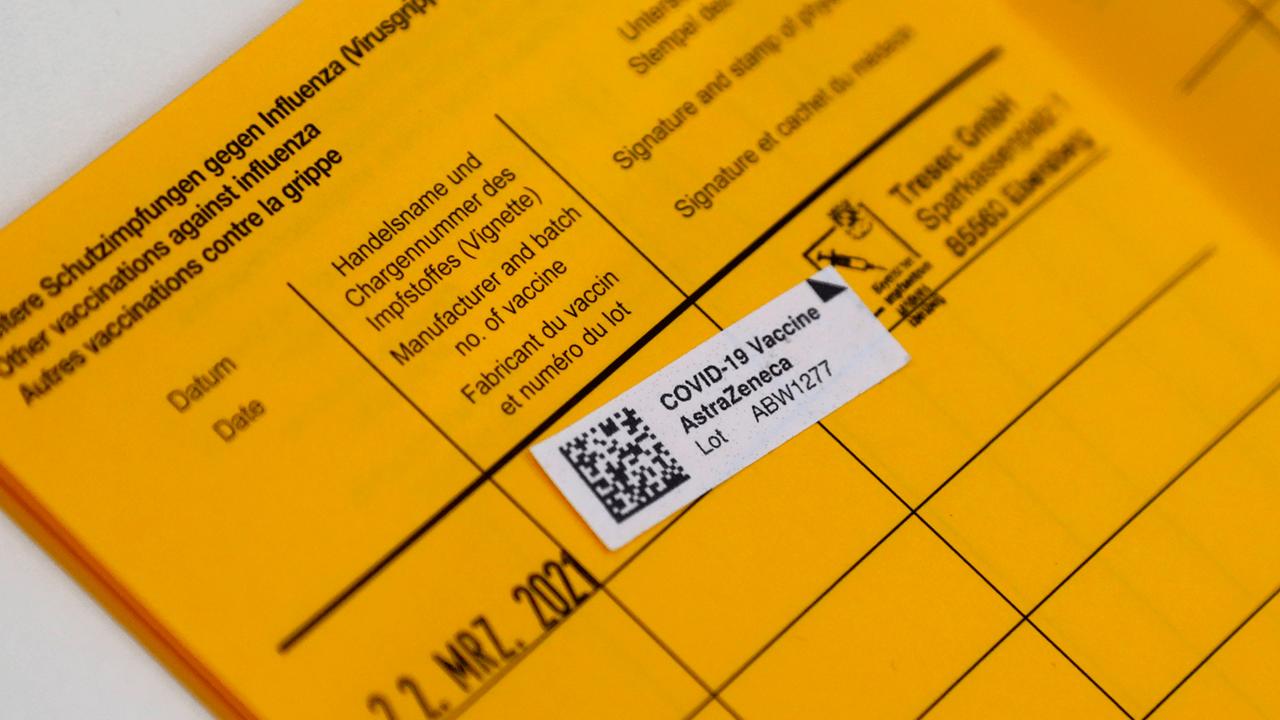 Germany introduces digital vaccine passports