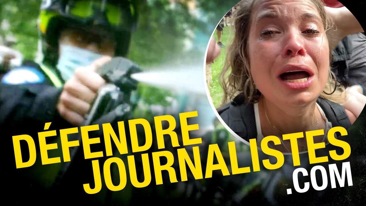 Défendre Journalistes