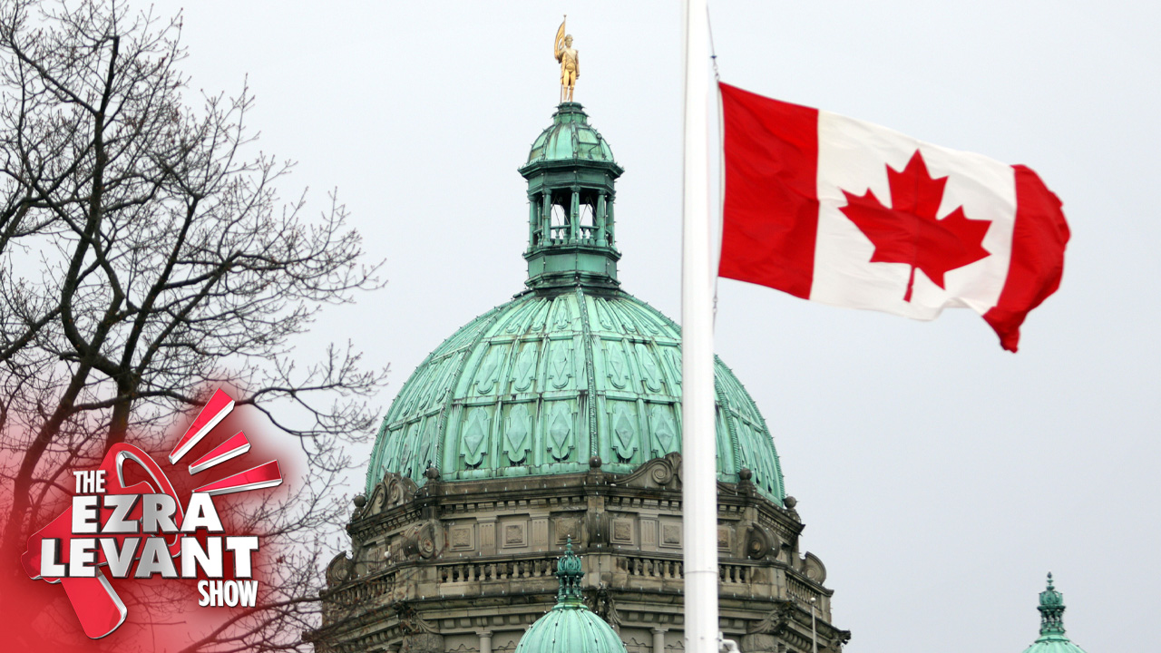 City of Victoria cancels Canada Day celebrations — but they all still take their paid vacation day off!