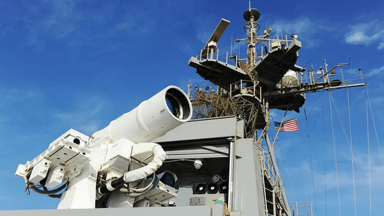 US military working on pulse laser 1,000,000x more powerful than ever before