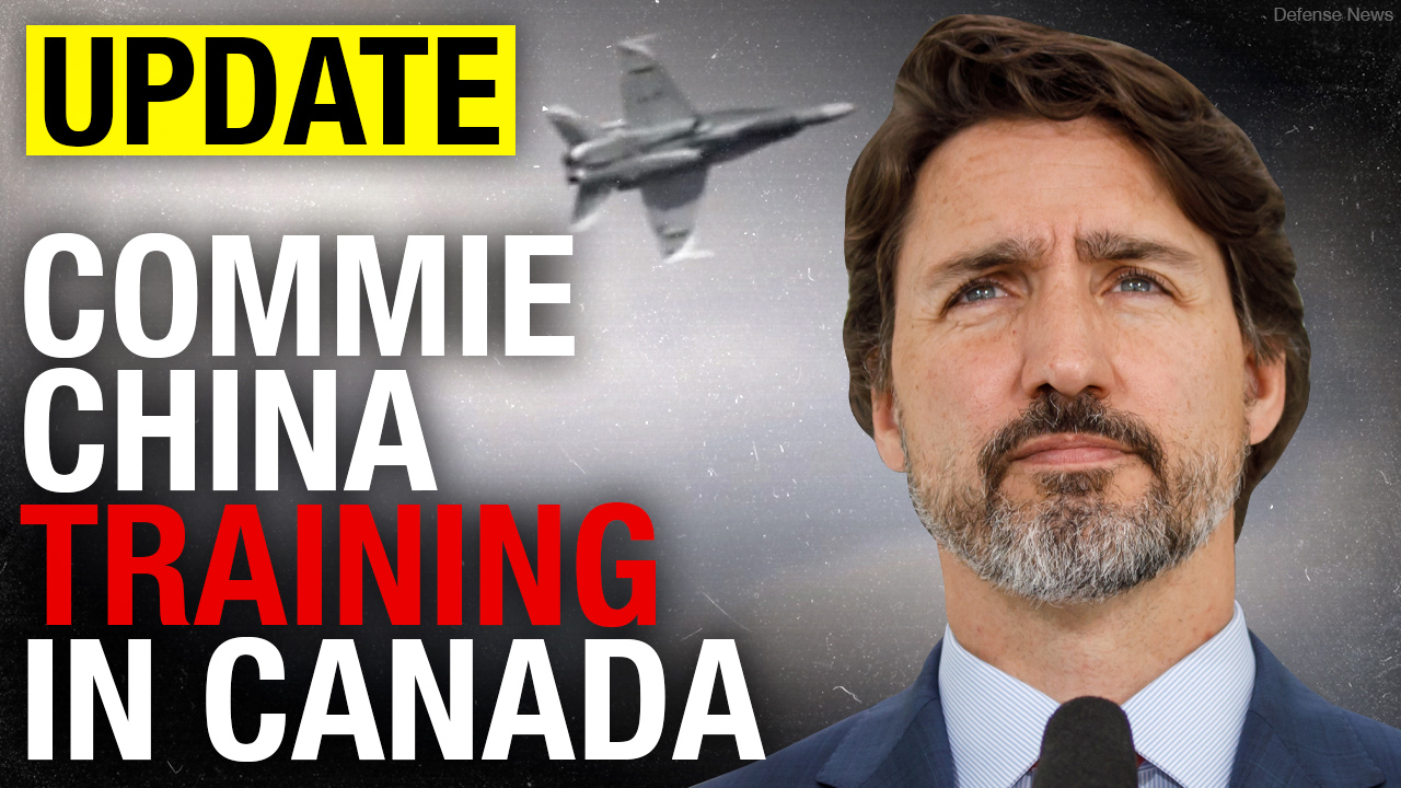 Canadian government protects Chinese military by DENYING Rebel News access to legally entitled documents