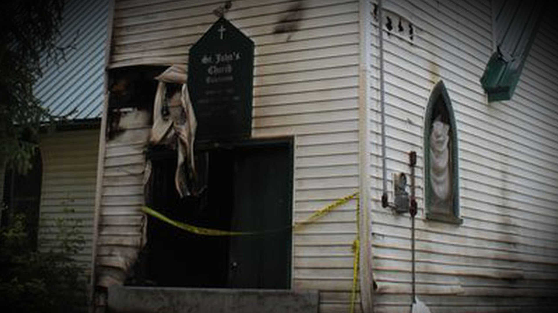 Arson suspected in fire at 204-year-old Anglican church on Six Nations reserve