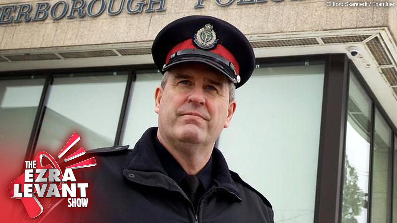 I found Canada's WORST cop — he's awful