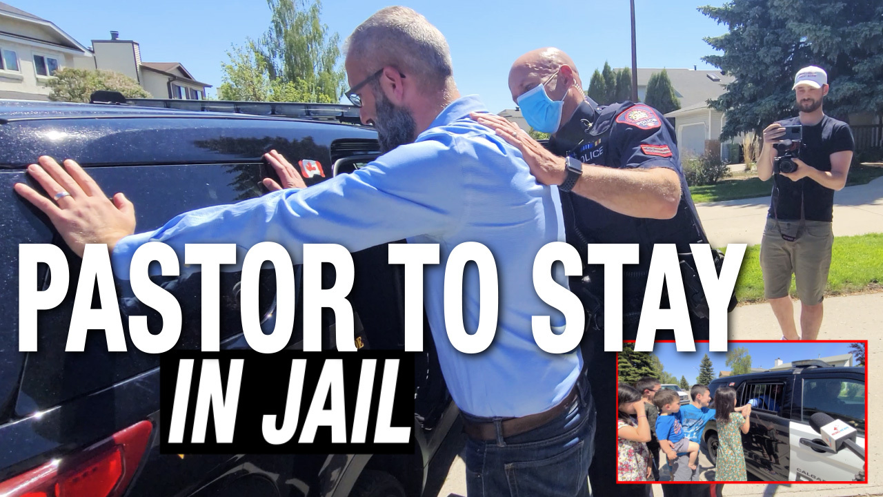 Pastor Tim Stephens will remain in prison after refusing bail conditions for new charges