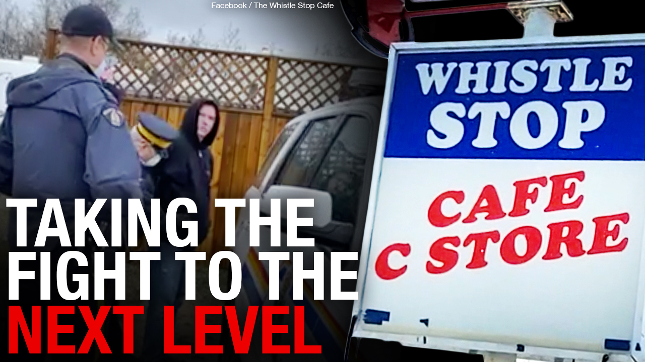 Update: The Whistle Stop Cafe is heading to the Alberta Court of Appeal