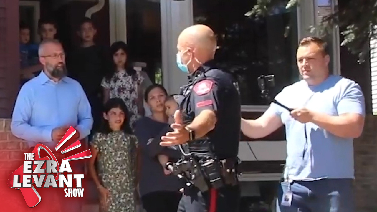 """Discrimination & bigotry"": Adam Soos on why police are targeting pastors"