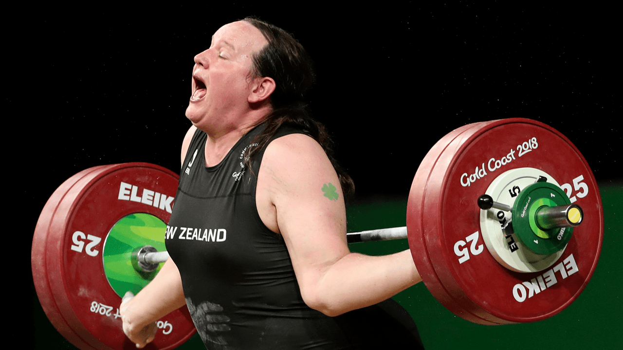 New Zealand weightlifter Laurel Hubbard will be first openly transgender athlete to compete at Olympics