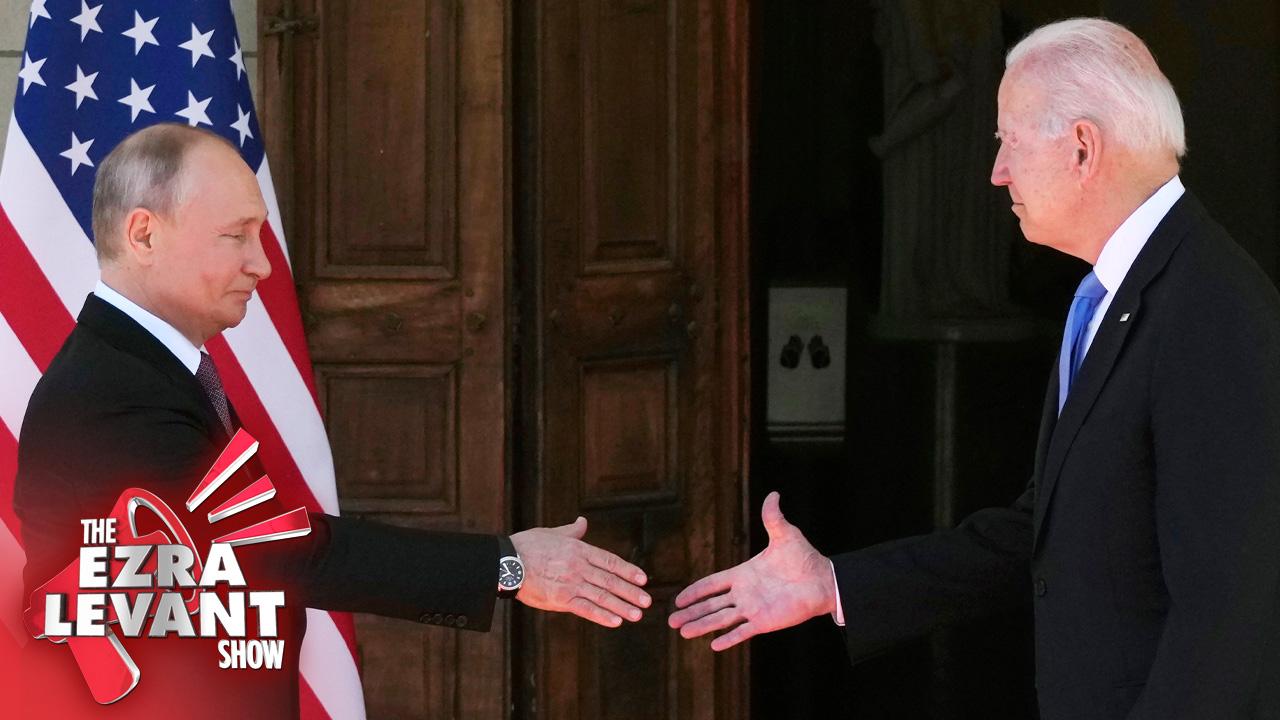 """Biden is actually appeasing the Russians"" | Joel Pollak on US-Russia summit"