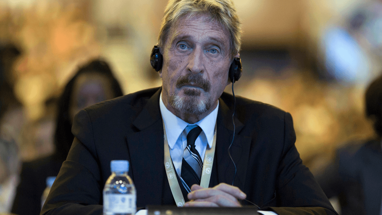 John McAfee dies in apparent suicide after Spanish court approves extradition to U.S.