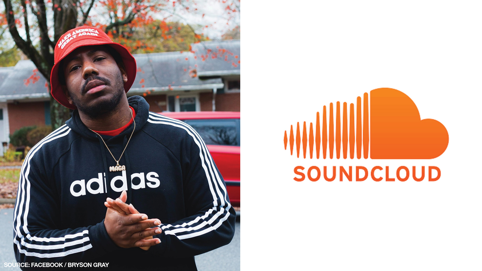 UPDATE: Christian conservative rapper Bryson Gray pulled from SoundCloud