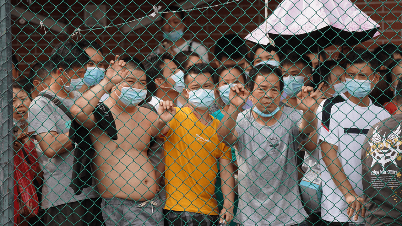 China sees more lockdowns as Delta variant spreads, undermining confidence in Chinese vaccines