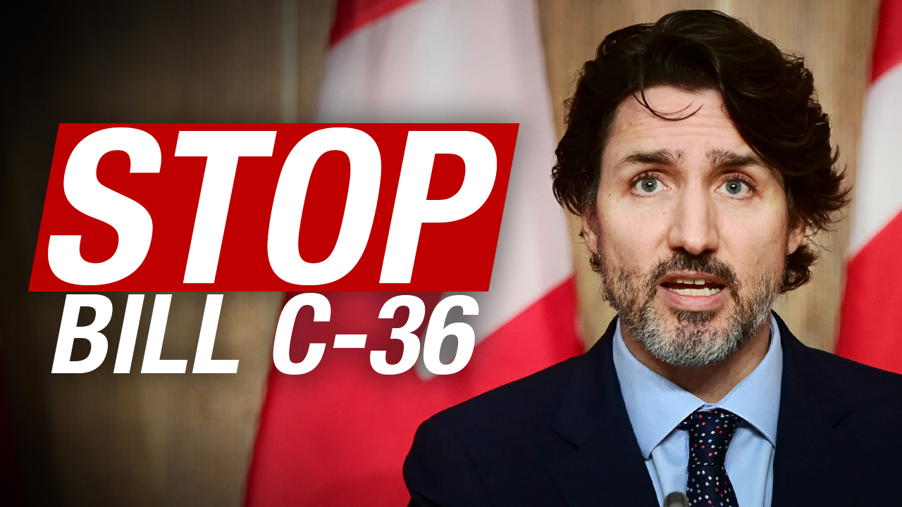 Justin Trudeau introduces worst censorship law of any western democracy