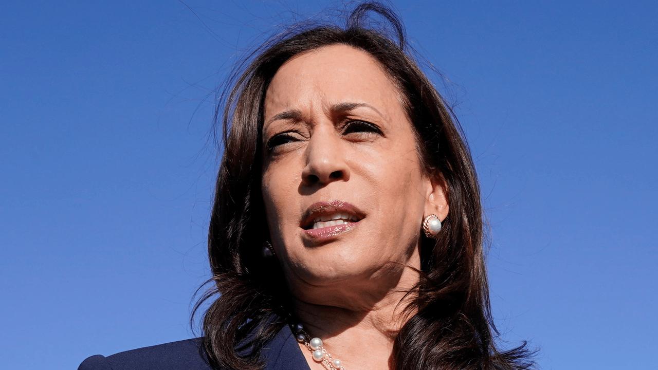 "Kamala Harris criticized by some Democrats for ""politically safe"" border visit"