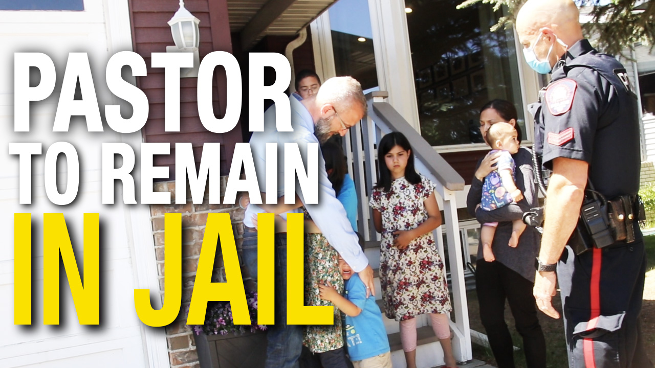 UPDATE: Pastor Tim Stephens to remain in jail until July 12 court date