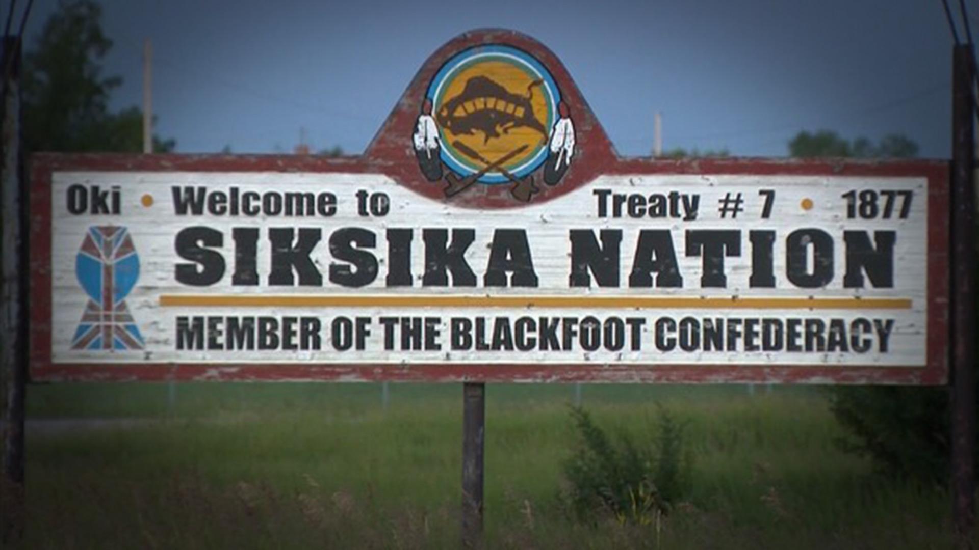 RCMP investigate suspicious fire atSiksika First Nation Catholic Church