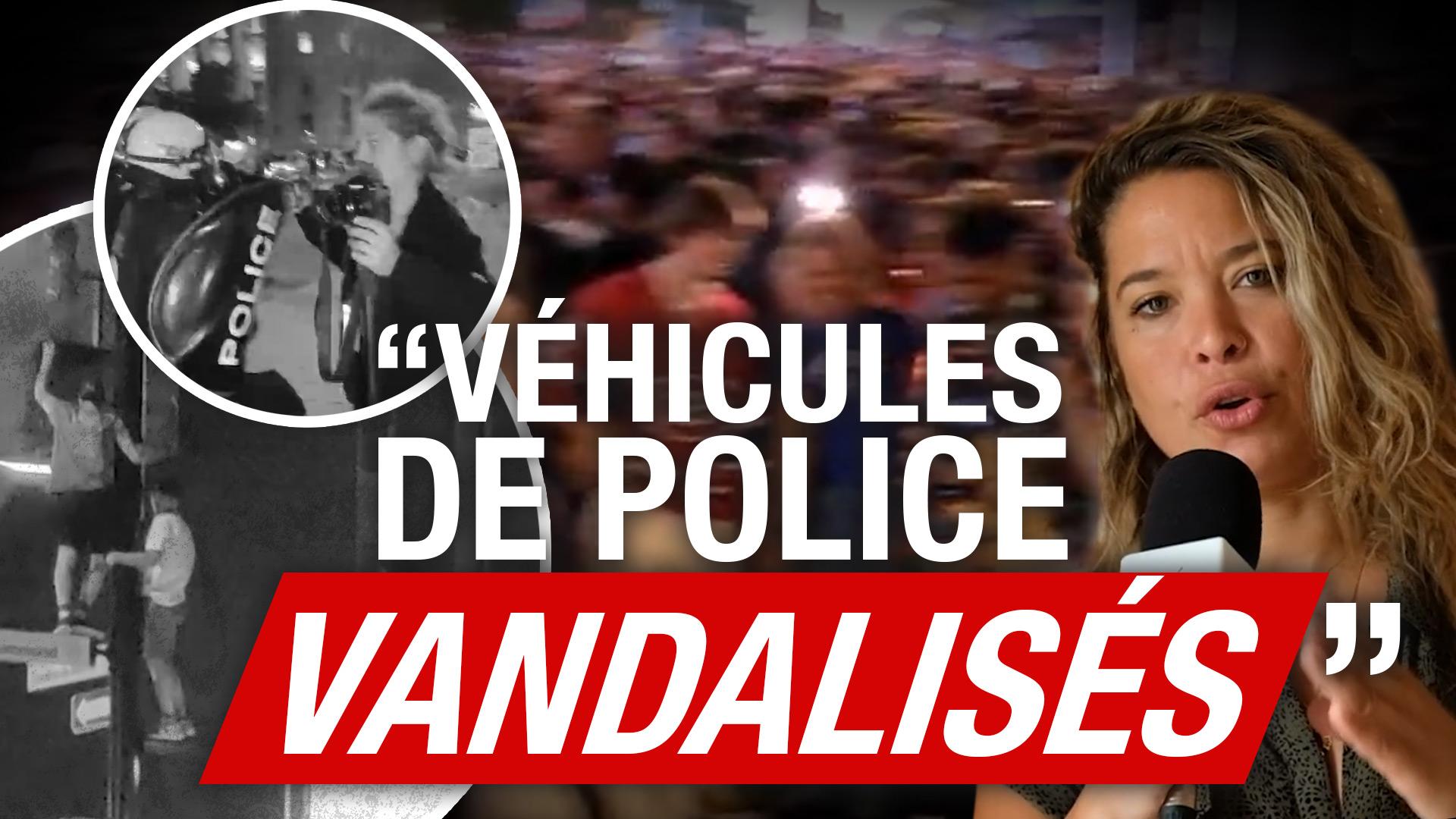 Journalistes de Rebel News agressés lors qu'ils couvraient les hystériques après la victoire des Canadiens