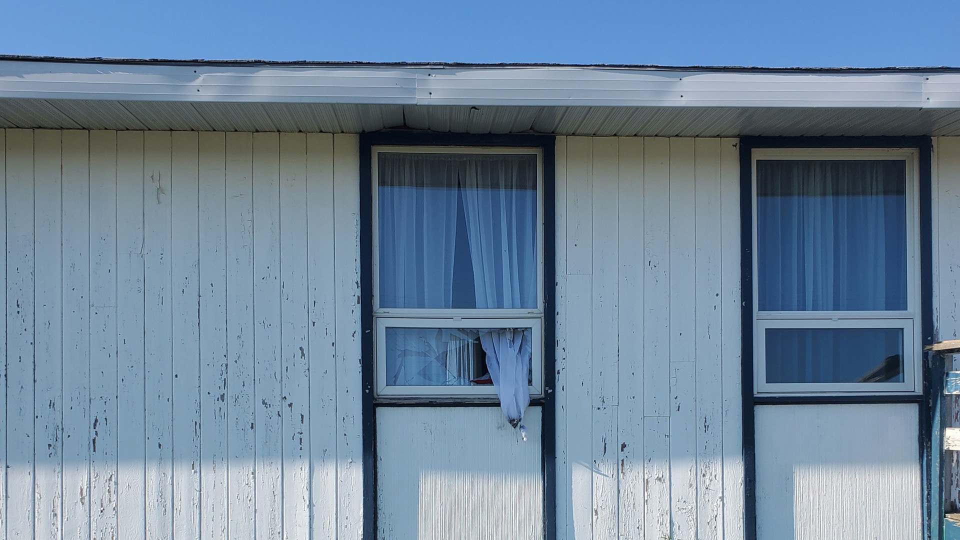 RCMP investigate Anglican church fire as second attempted church arson onSiksika First Nation