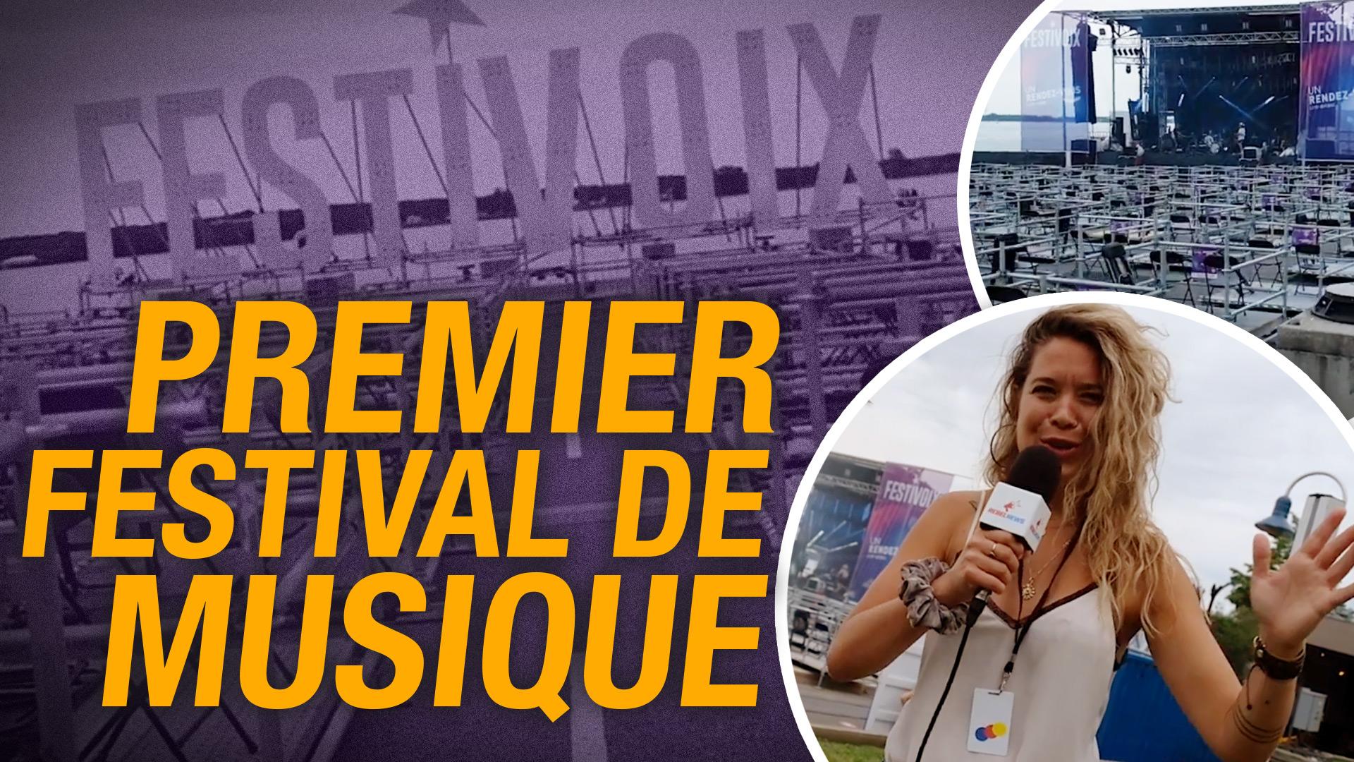 Montréal lance son premier festival de musique depuis que la pandémie
