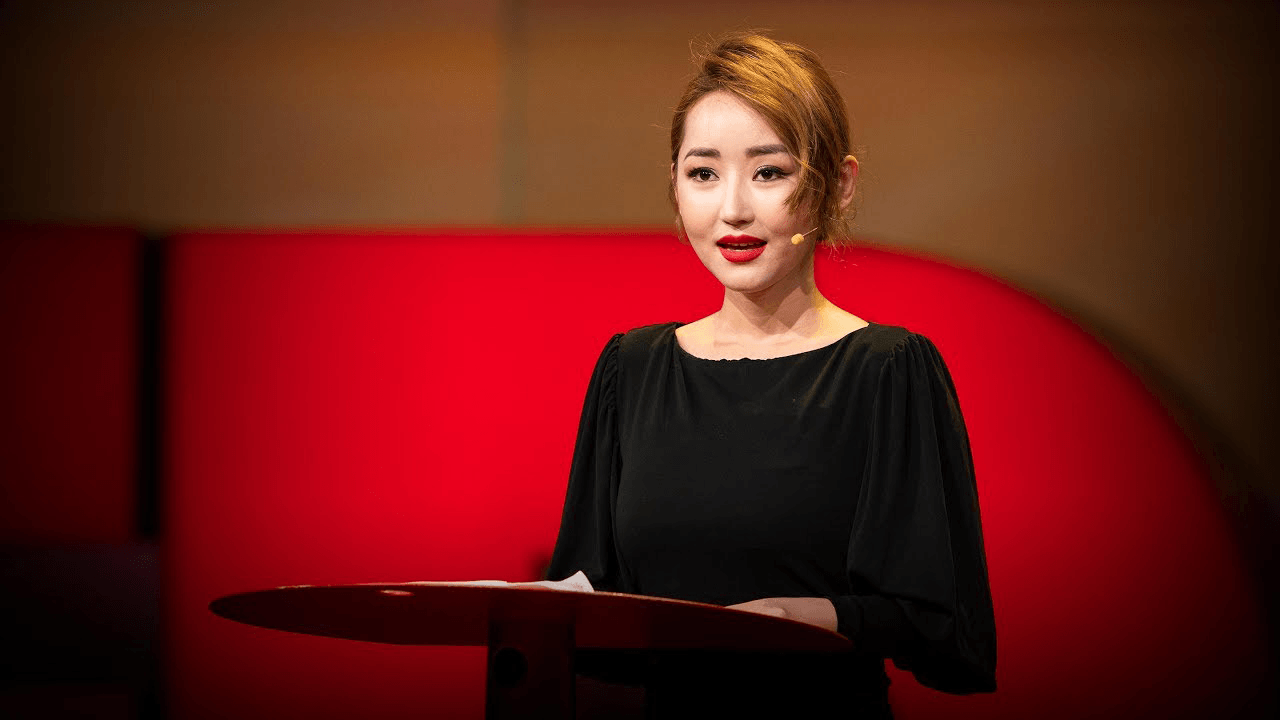 North Korean defector slams Gwen Berry for turning back on US national anthem