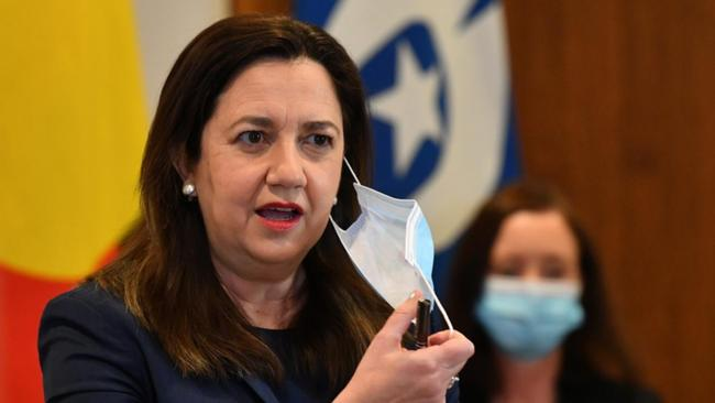 Palaszczuk Allows 50,000 at NRL During Covid Restrictions