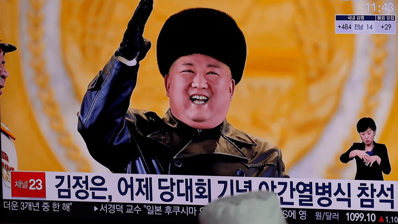 Kim Jong Un blames party officials for failure to control COVID-19, despite claims North Korea has no cases