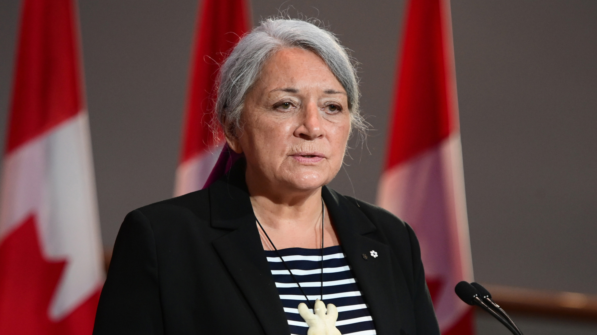 Trudeau announces first Indigenous Governor General