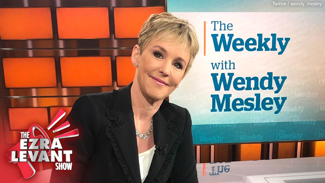 Wendy Mesley wants you to know she's disappointed after FINALLY being fired by the CBC