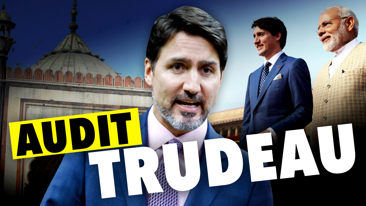 EXCLUSIVE: Trudeau underlings pressured India hotel to help cheat expense limit