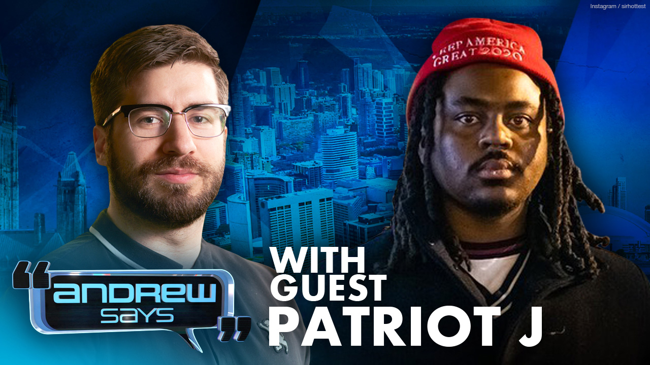 Going Against the Narrative with Patriot J | Andrew Says 31