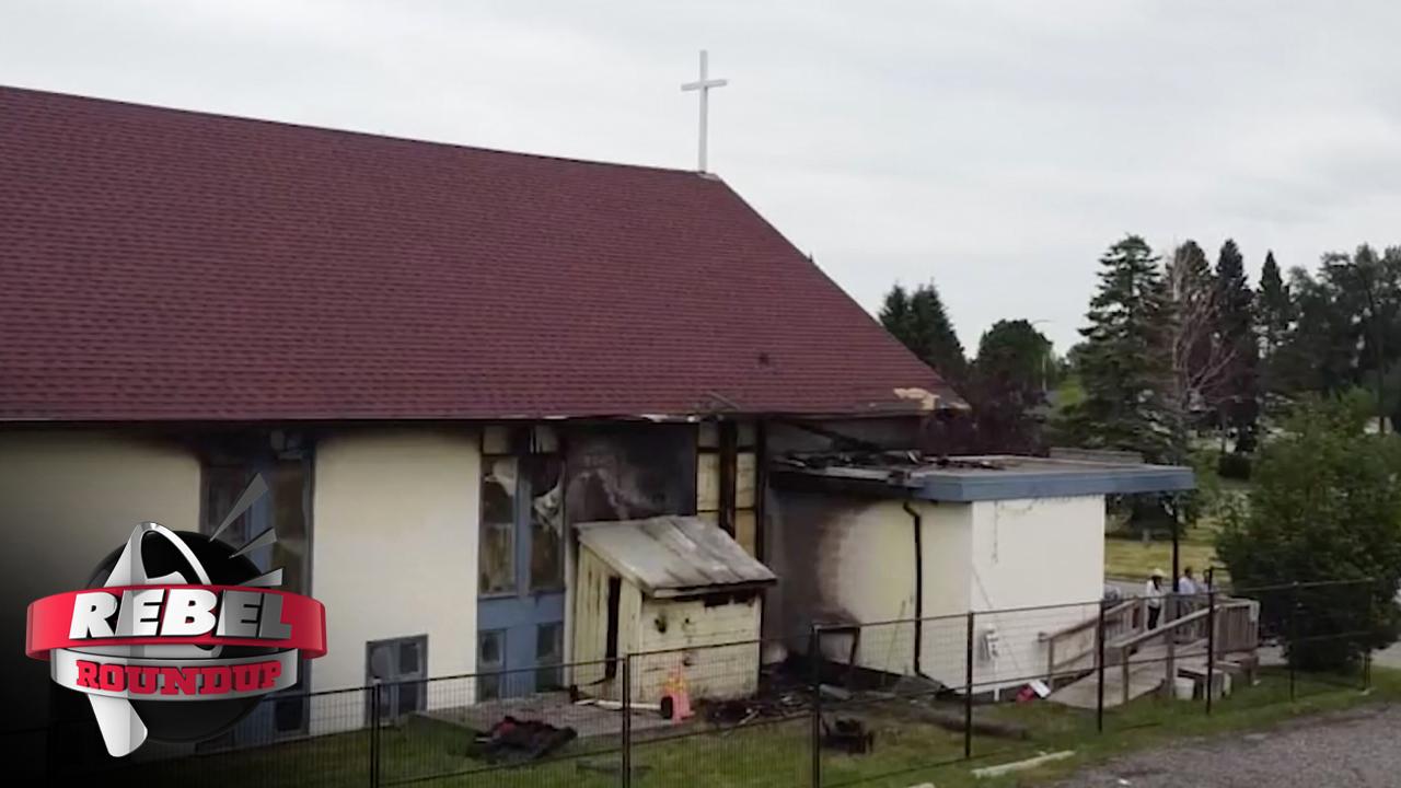 Vietnamese Church Arson, $12k COVID Fine