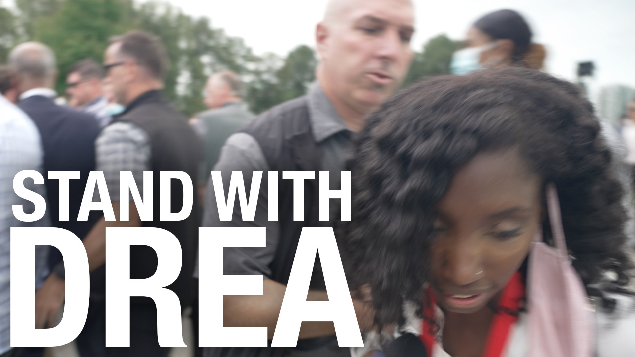 Stand With Drea