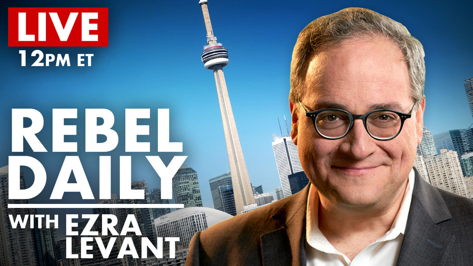 DAILY | Rebel asks Trudeau tough questions, rapper tells us to 'Vax That Thang Up'