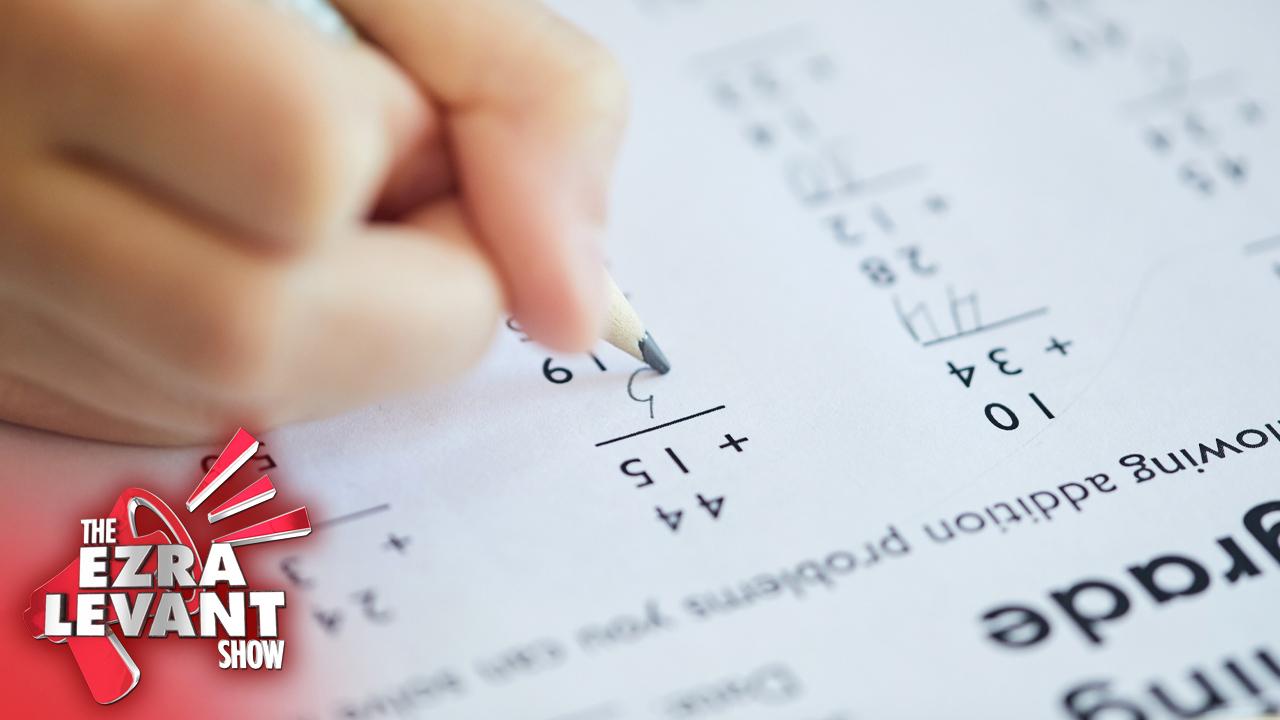 Ontario decides math is racist