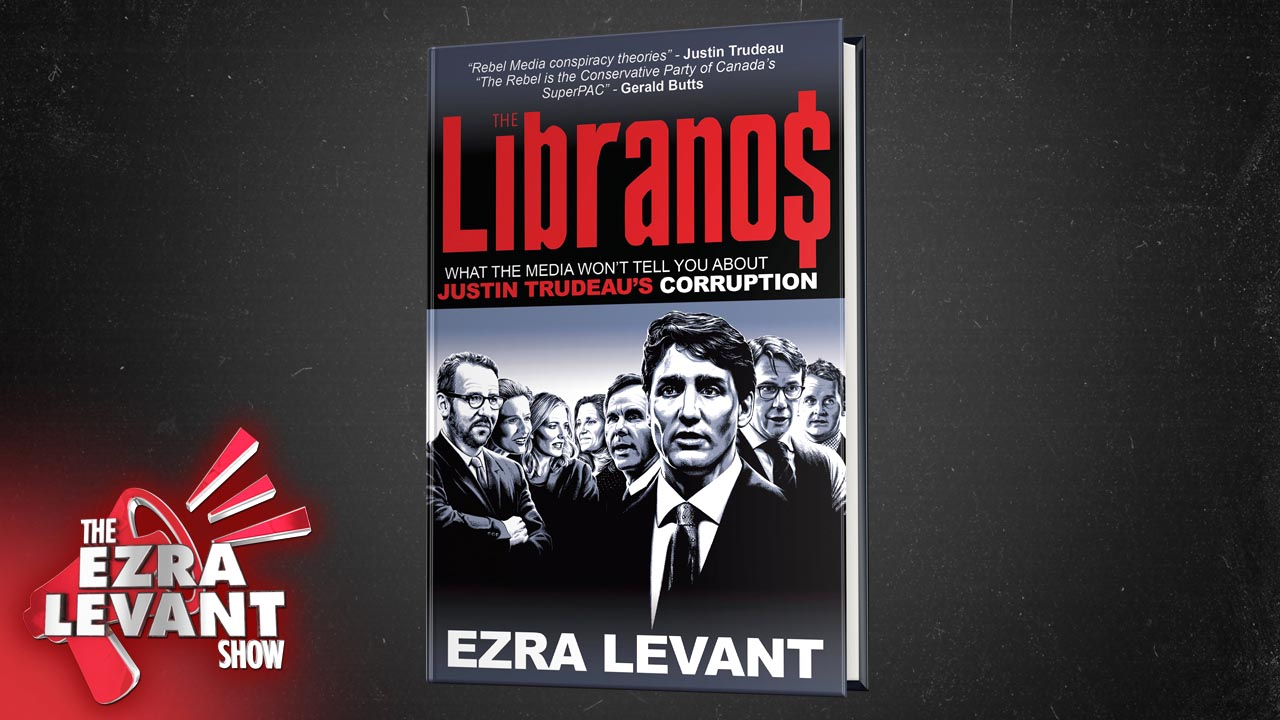 Trudeau's elections commissioner convicted me for writing an illegal book — AGAIN