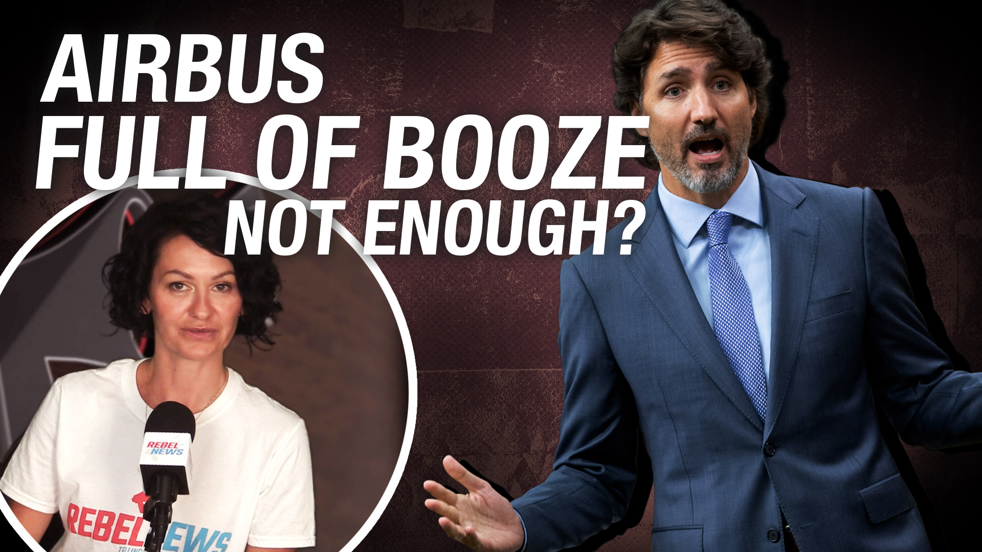 Airbus too small to carry Trudeau's liquor order: India Trip 2018 Planning Emails