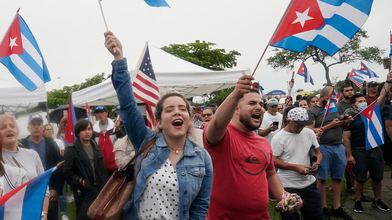 Alejandro Mayorkas says no asylum for Cuban refugees