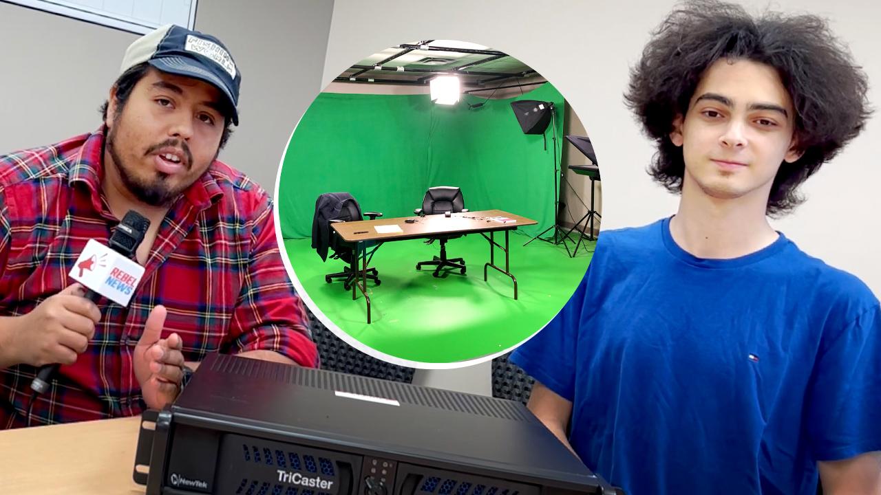 Our New Studio Equipment
