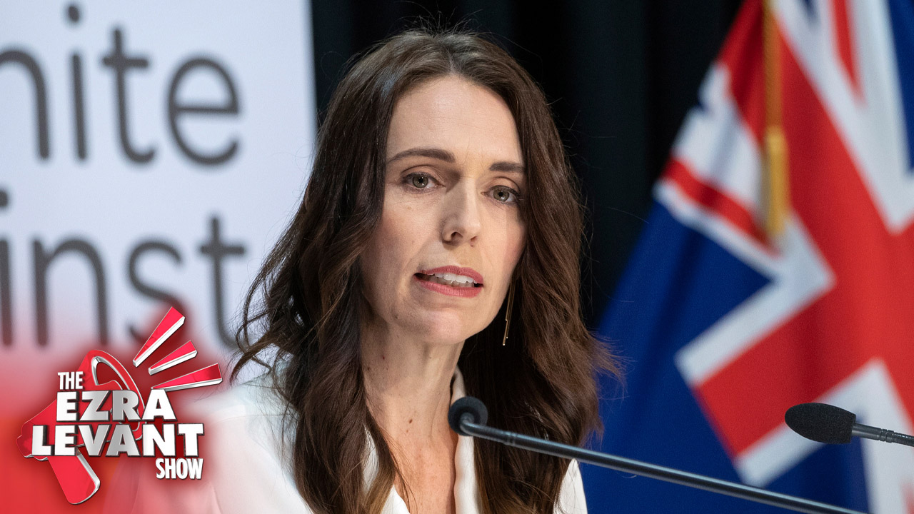 New Zealand's prime minister positions her government as the Ministry of Truth