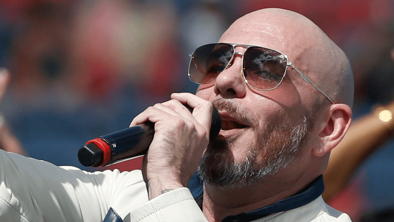 """Pitbull voices support for pro-freedom protests in Cuba: """"This is a world event"""""""