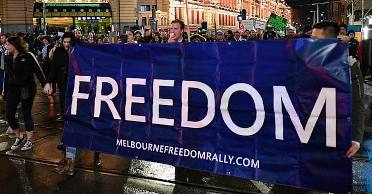 Melbourne FURY over fifth Covid lockdown