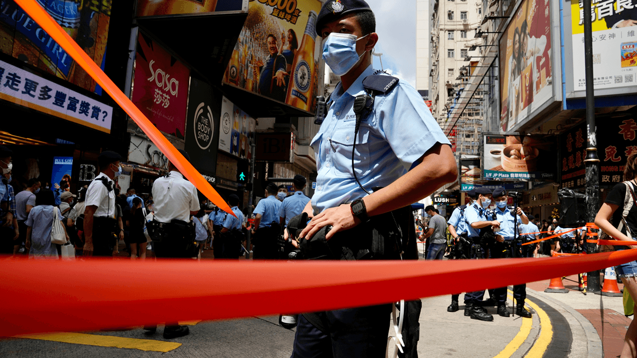 Biden admin warns American companies about risks of doing business in Hong Kong