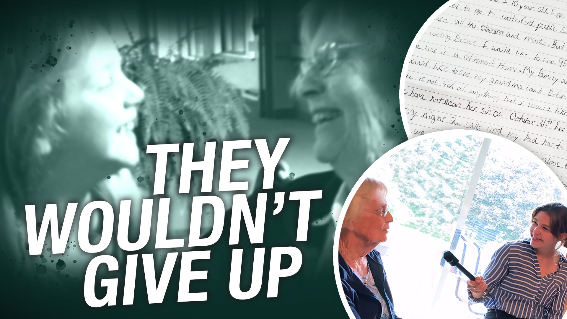 VICTORY: Rebel News helps 95-year-old see her family after being denied because she was unvaccinated