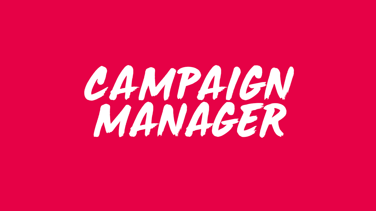 Campaigns Manager