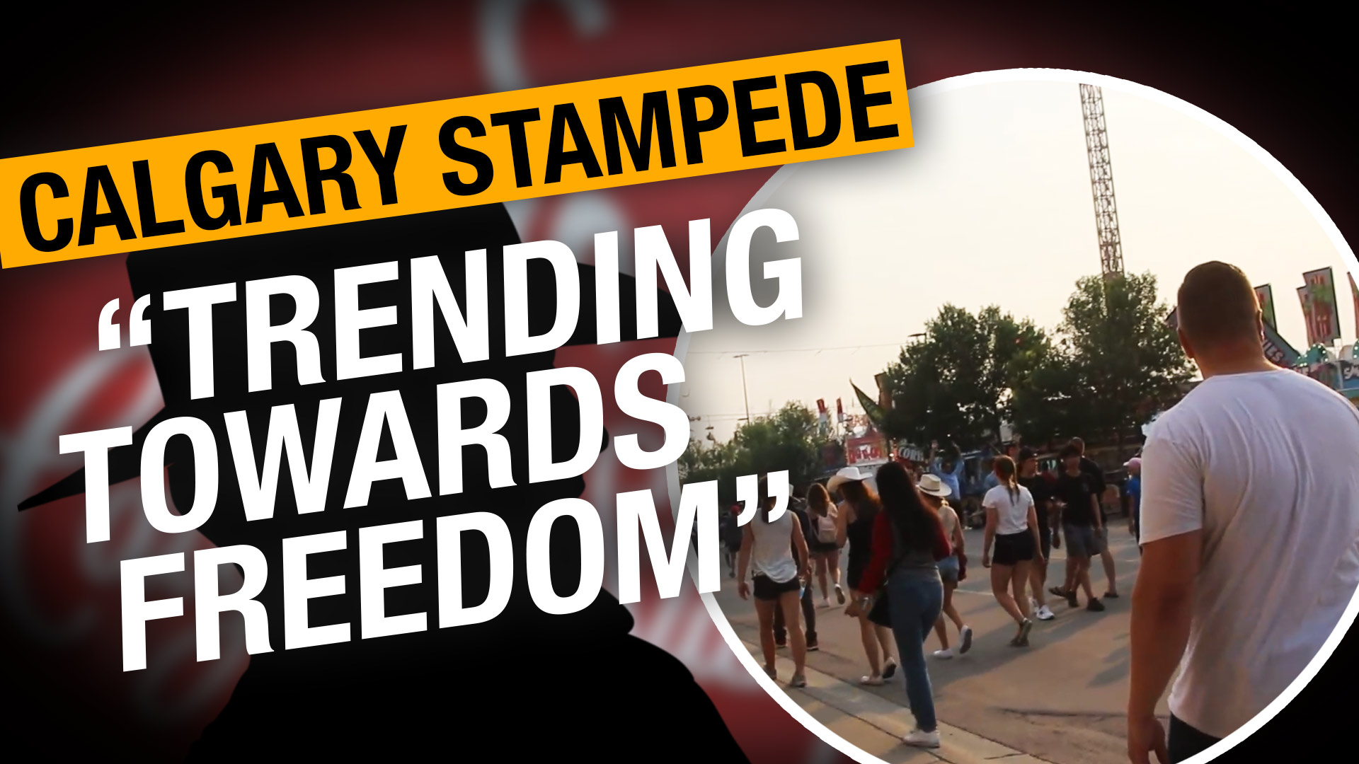Calgary Stampede RETURNS and it's almost like NORMAL