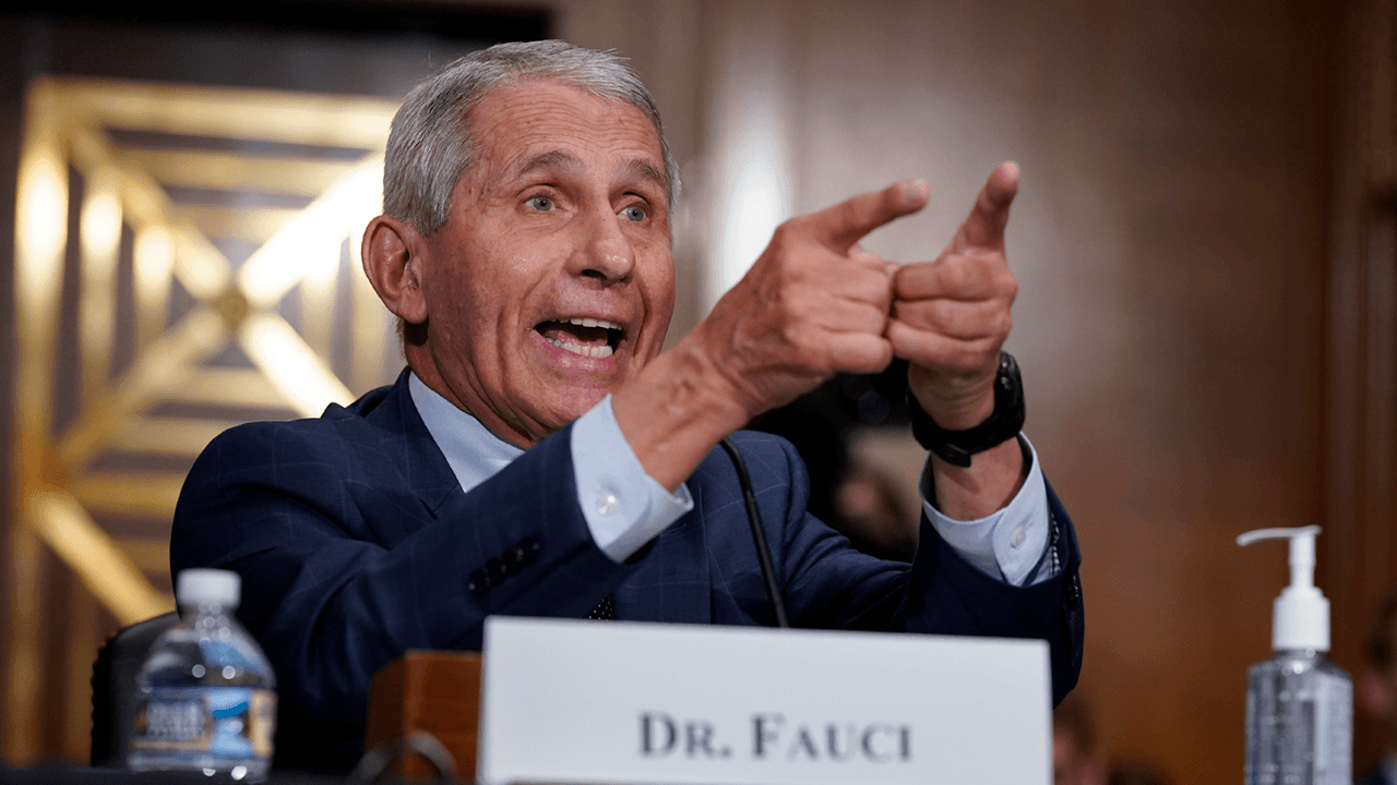 Rand Paul says he will ask Justice Department to investigate Fauci over lying to Congress about gain-of-function research